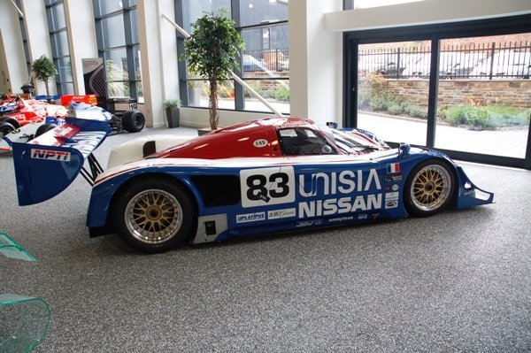 1990 Nissan R90 Group C Car Chassis No 5 For Sale (picture 6 of 7)