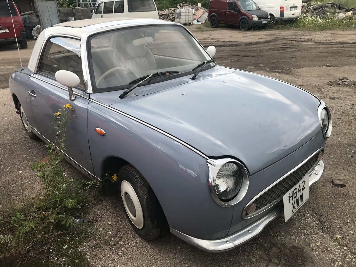 1990 Nissan Figaro real JDM runs looks great For Sale (picture 2 of 6)