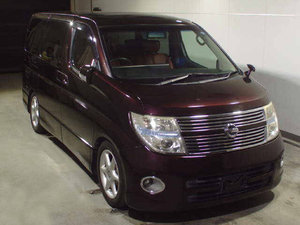 NISSAN ELGRAND 2008 3.5 4X4 AUTOMATIC FACELIFT * 8 SEATER *  For Sale