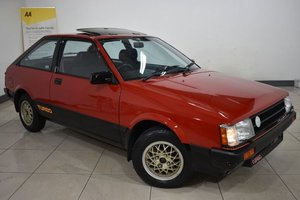 1984 Nissan cherry turbo fresh import For Sale