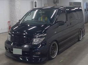 2003 NISSAN ELGRAND 3.5 AUTOMATIC * CUSTOM BODYKIT *  For Sale