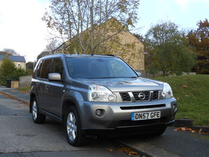 2007 Nissan X-Trail 2.0 DCI 173BHP Sports Expedition 4WD  SOLD