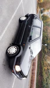 """1992 Nissan Micra 1.0 """"Super"""" in BLACK 1 Family Owned For Sale"""
