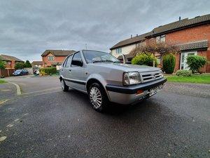 1989 nissian micra gsx auto 5 door