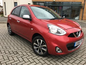 2016 Micra 1.2 N-Tec Auto Navigation For Sale