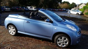 2006 Nissan Micra C+C 1.4 3 door manual  1,800 For Sale