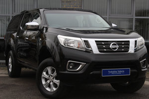 2016 66 NISSAN NAVARA 2.3 DCI ACENTA DOUBLE CAB PICKUP 4WD For Sale