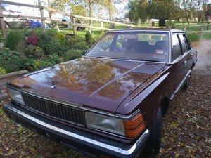 1983 datsun 280c  saloon 2.8i  rust free rhd moted