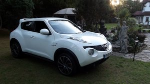 2011 NISSAN JUKE 1.6 TEKNA LTD EDT 5 DR HATCHBACK For Sale