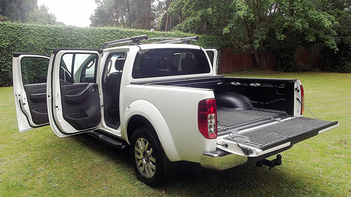 2013 NISSAN NAVARRA OUTLAW DCI V6 3.0 AUTO DOUBLE CAB 4WD PICK UP SOLD (picture 6 of 6)