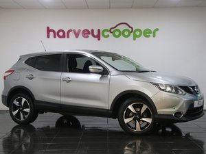 Nissan Qashqai 1.6 dCi N-Connecta 5dr Xtronic 2016(66) SOLD