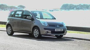 2007 NISSAN NOTE SE 1.6 AUTOMATIC 5 DOOR MPV For Sale