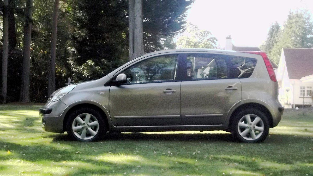 2007 NISSAN NOTE SE 1.6 AUTOMATIC 5 DOOR MPV SOLD (picture 6 of 6)