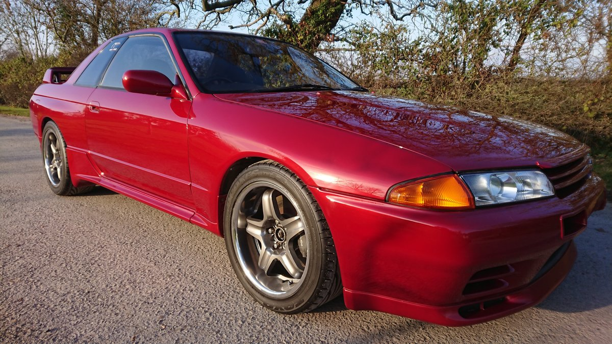 1993 R32 GTR Skyline For Sale (picture 5 of 6)