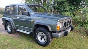 1994 Nissan patrol gr slx 4.2 diesel swb