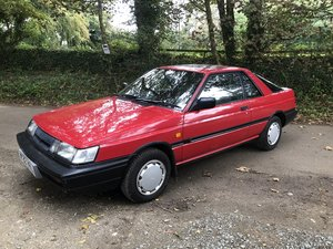 1989 Sunny Coupe 1 former keeper very original