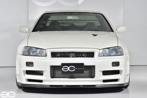 2002 Beautiful & Rare R34 GTR V Spec II Nur - 47k Miles For Sale