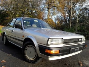 1987 E Reg Nissan Bluebird 1.6 LX, Saloon, 83k Miles,  For Sale