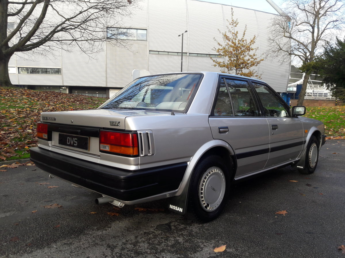 1987 E Reg Nissan Bluebird 1.6 LX, Saloon, 83k Miles,  SOLD (picture 2 of 6)