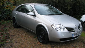 2006 Nissan Primera For Sale