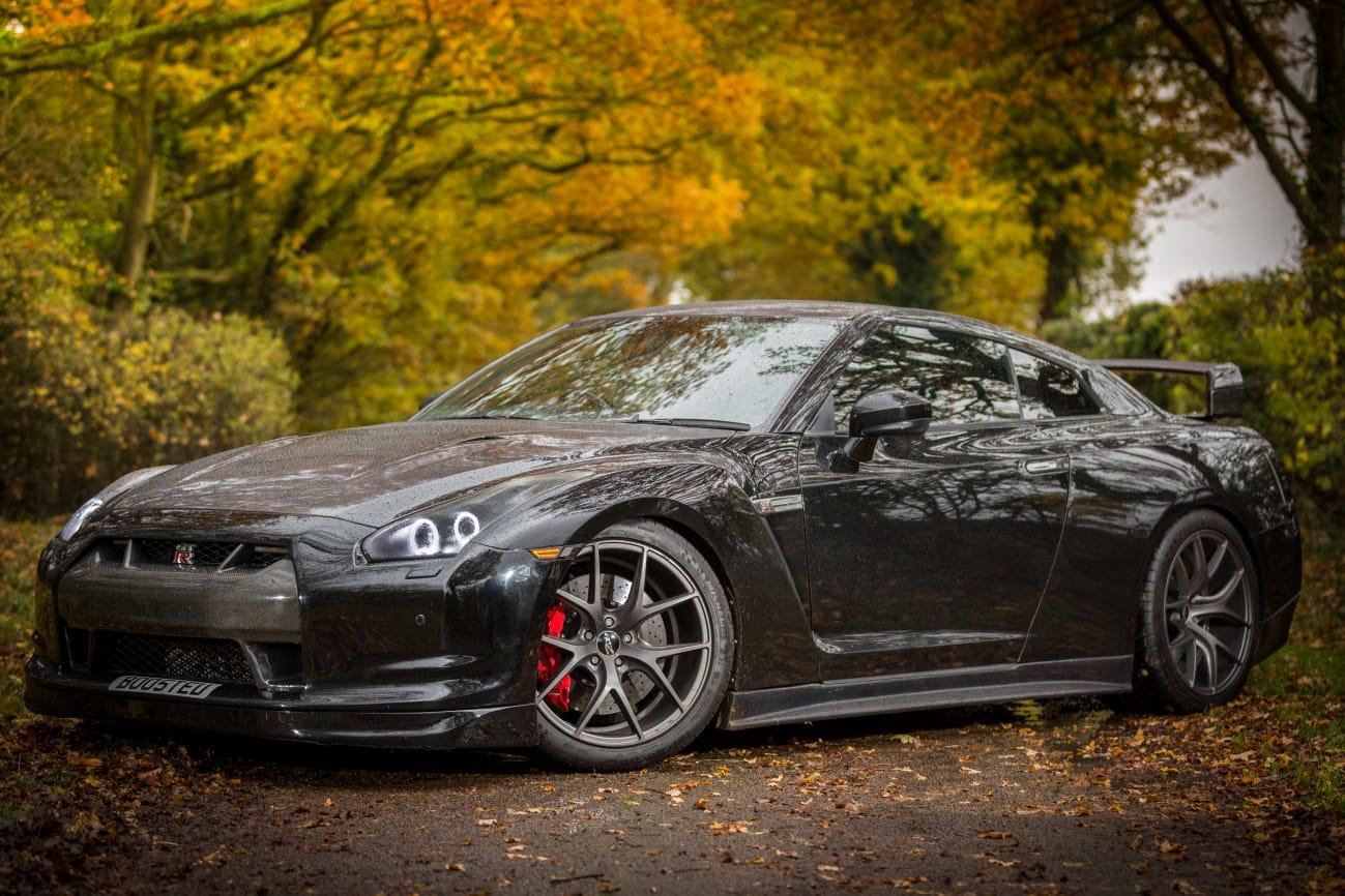 2009 750+ BHP NISSAN SKYLINE R35 BLACK EDITION For Sale (picture 2 of 6)