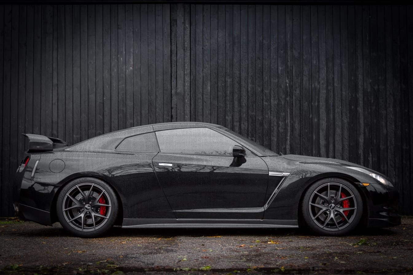 2009 750+ BHP NISSAN SKYLINE R35 BLACK EDITION For Sale (picture 3 of 6)