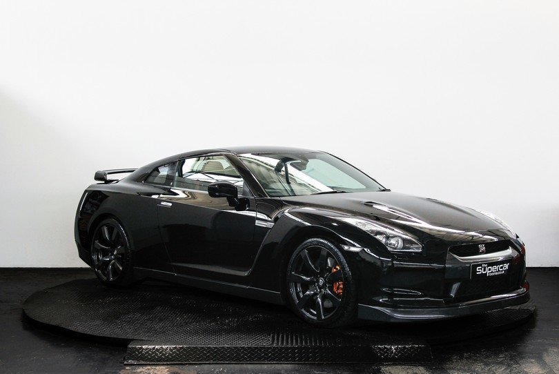 2010 Nissan GT-R Black Edition - 37K Miles - Litchfield 620BHP For Sale (picture 2 of 6)