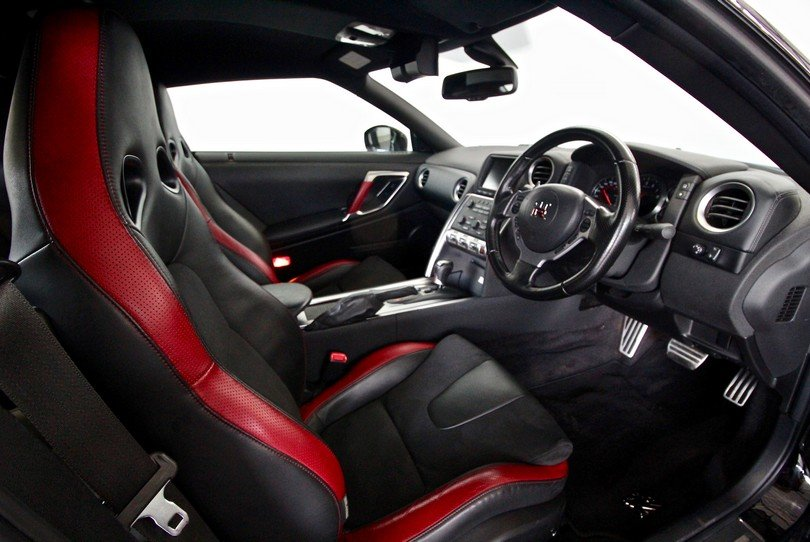 2010 Nissan GT-R Black Edition - 37K Miles - Litchfield 620BHP For Sale (picture 6 of 6)
