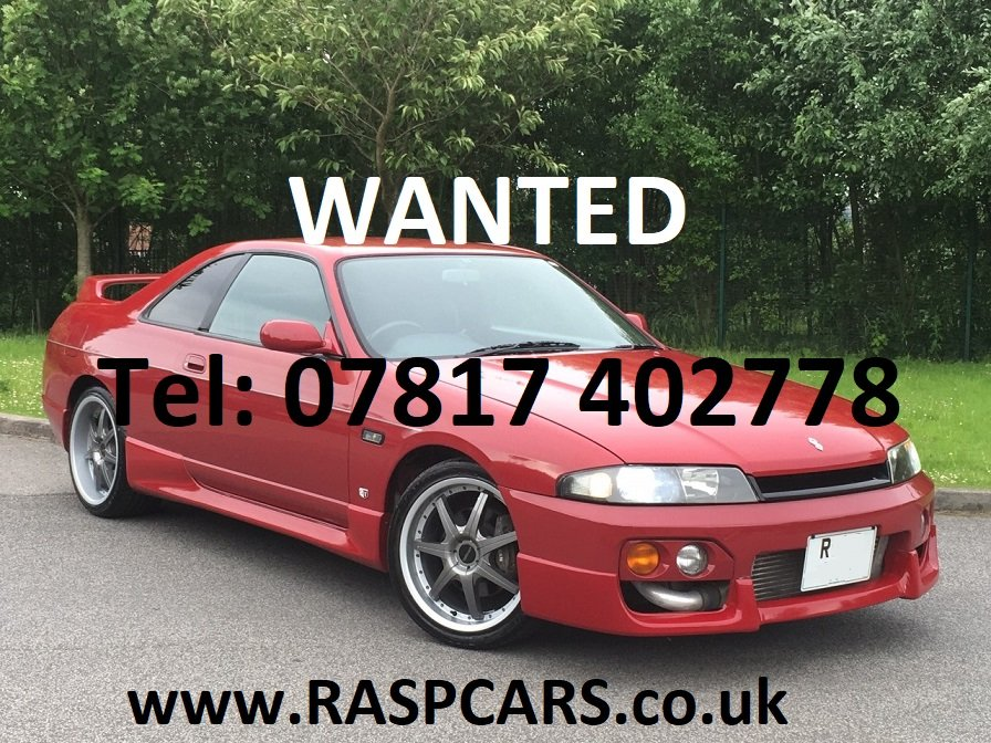 2000 NISSAN 200SX SILVIA SKYLINE WANTED TO BUY For Sale (picture 3 of 4)