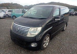 2005 NISSAN ELGRAND NISSAN ELGRAND 2.5 HIGHWAY STAR TWIN SUNROOF