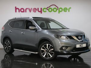 Nissan X-Trail 1.6 dCi Tekna 5dr 4WD [7 Seat] 2016(16) For Sale