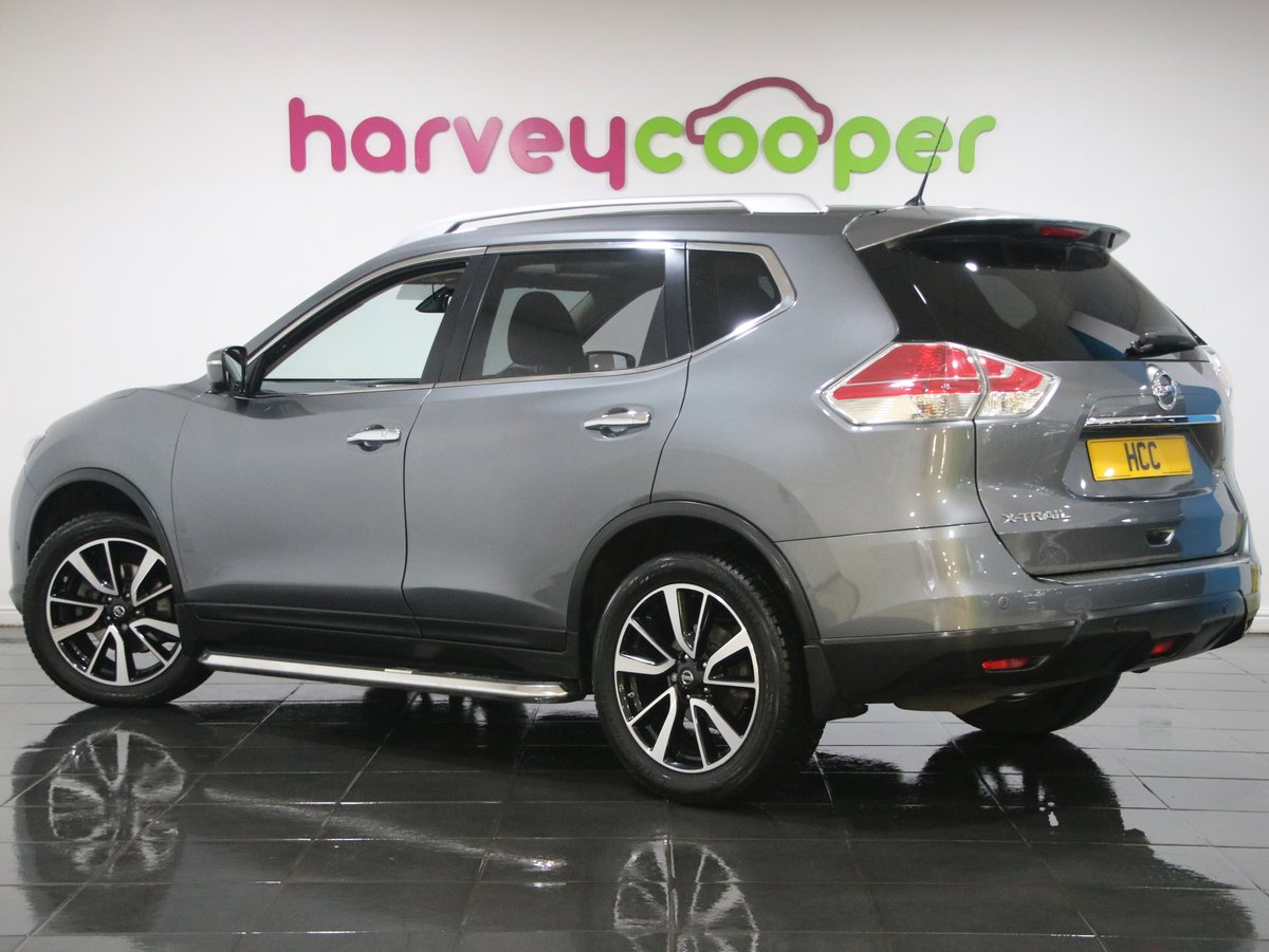 Nissan X-Trail 1.6 dCi Tekna 5dr 4WD [7 Seat] 2016(16) SOLD (picture 3 of 6)