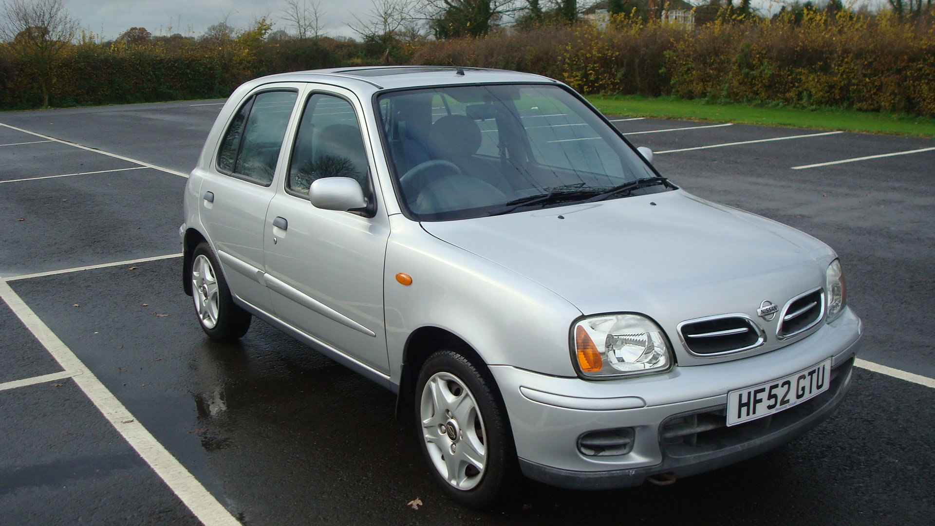 2002 Nissan Micra 1.0 Tempest Auto SOLD (picture 1 of 6)