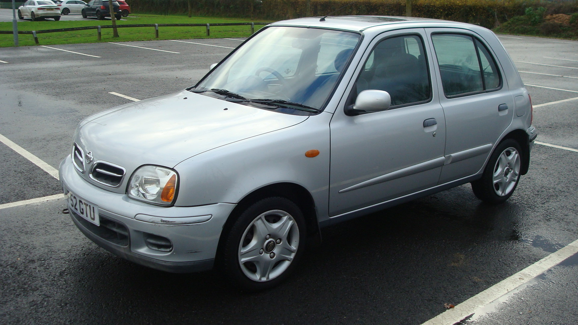 2002 Nissan Micra 1.0 Tempest Auto SOLD (picture 2 of 6)