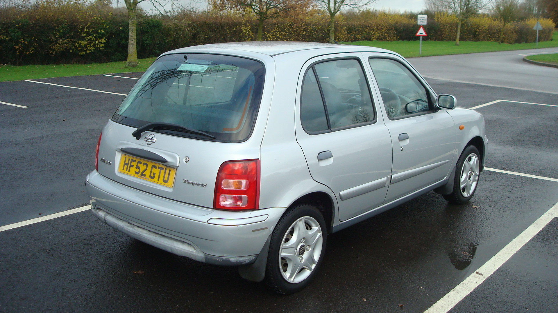 2002 Nissan Micra 1.0 Tempest Auto SOLD (picture 4 of 6)