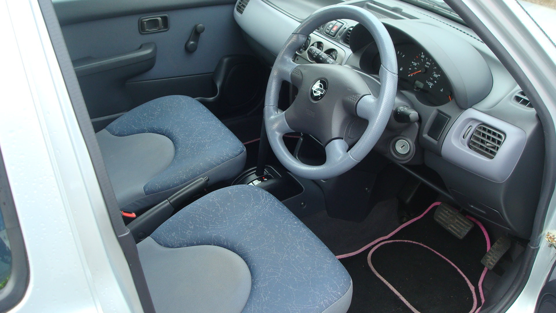 2002 Nissan Micra 1.0 Tempest Auto SOLD (picture 5 of 6)