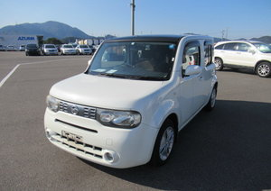 NISSAN CUBE 2009 5 X V SELECTION AUTOMATIC * NEW SHAPE * For Sale