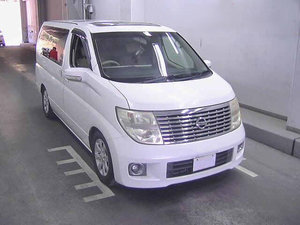 2005 NISSAN ELGRAND 3.5 XL 7 SEATS FULL LEATHER * TOP OF THE RANG For Sale