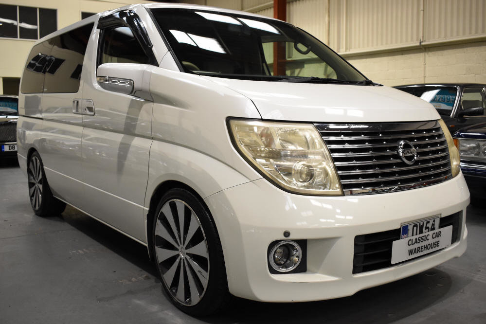 2005 60,000 mls, 3.5 V6 Auto, very high specification For Sale (picture 1 of 6)