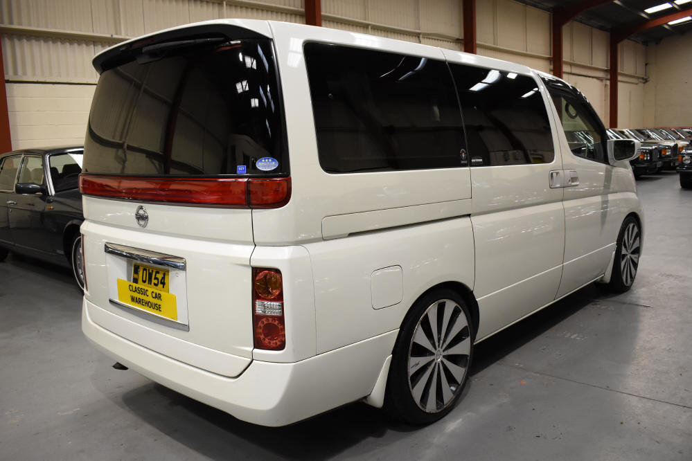 2005 60,000 mls, 3.5 V6 Auto, very high specification For Sale (picture 2 of 6)