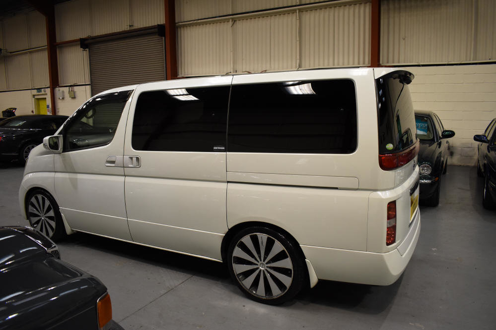 2005 60,000 mls, 3.5 V6 Auto, very high specification For Sale (picture 3 of 6)