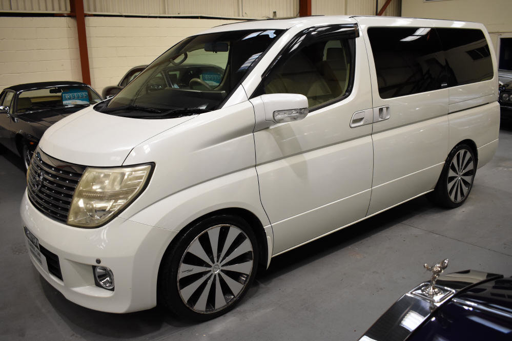 2005 60,000 mls, 3.5 V6 Auto, very high specification For Sale (picture 4 of 6)