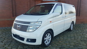 NISSAN ELGRAND 2004 3.5 VG 4X4 TWIN POWER DOORS 8 SEATER * T For Sale