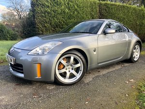 2006 IMMACULATE Nissan 350Z GT 300bhp FNSH UK car For Sale