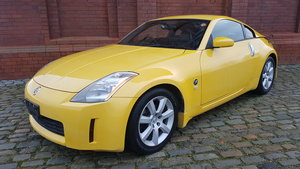 NISSAN 350Z 3.5 FAIRLADY Z COUPE Z33 VERSION T * LEATHER