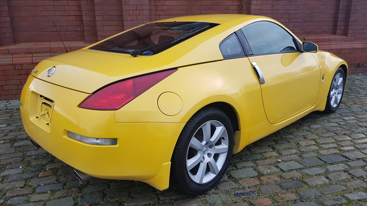 2005 NISSAN 350Z 3.5 FAIRLADY Z COUPE Z33 VERSION T * LEATHER  For Sale (picture 2 of 6)