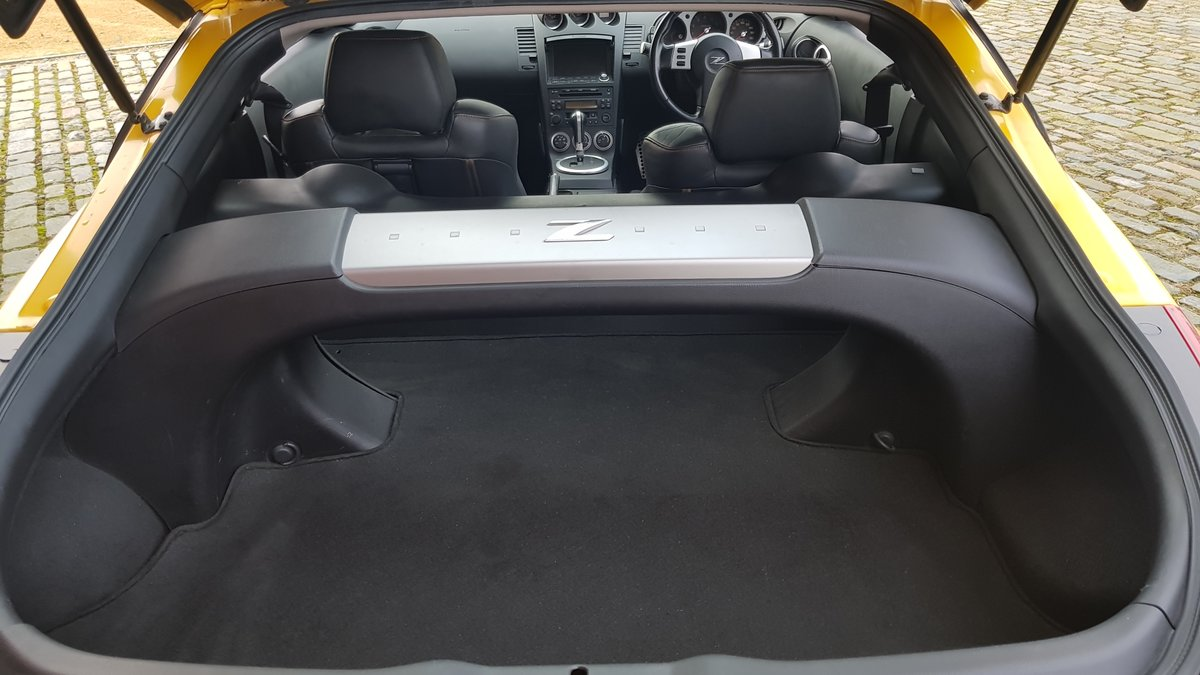 2005 NISSAN 350Z 3.5 FAIRLADY Z COUPE Z33 VERSION T * LEATHER  For Sale (picture 5 of 6)