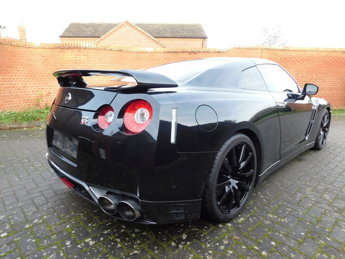 2011 Nissan GT-R 3.8 V6 Premium Edition (Litchfield Stage 4) For Sale (picture 7 of 16)