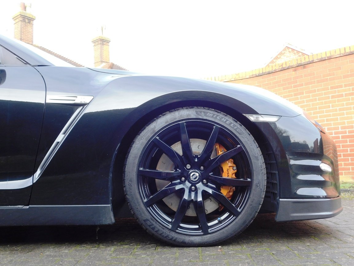 2011 Nissan GT-R 3.8 V6 Premium Edition (Litchfield Stage 4) For Sale (picture 9 of 16)