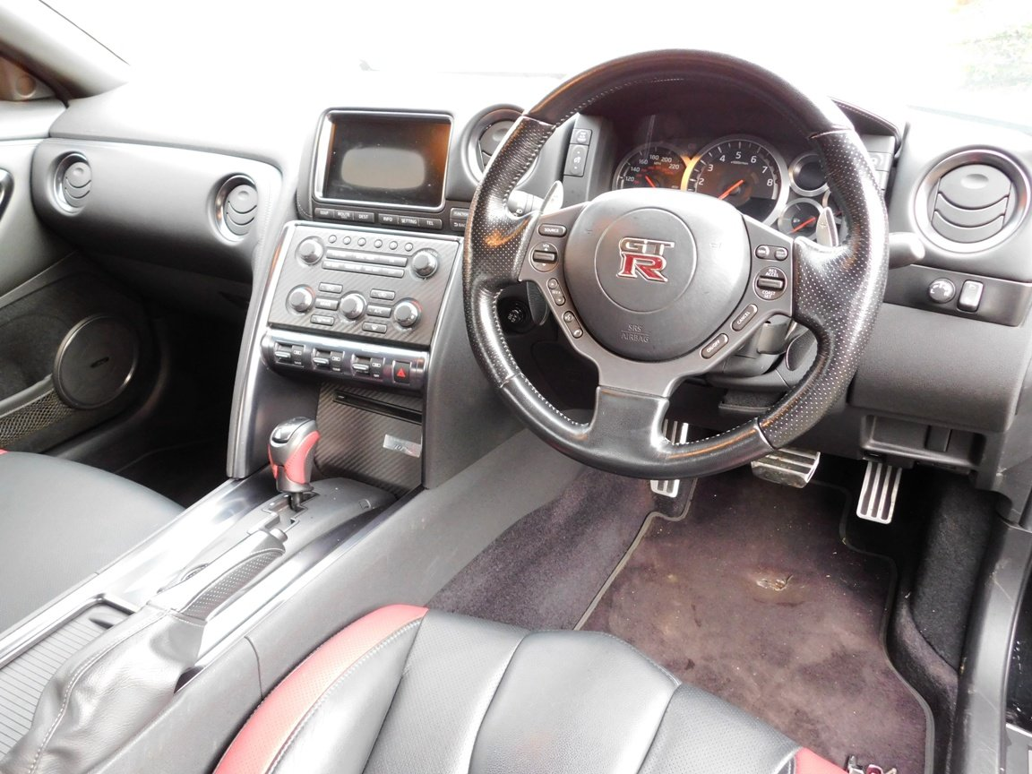 2011 Nissan GT-R 3.8 V6 Premium Edition (Litchfield Stage 4) For Sale (picture 10 of 16)
